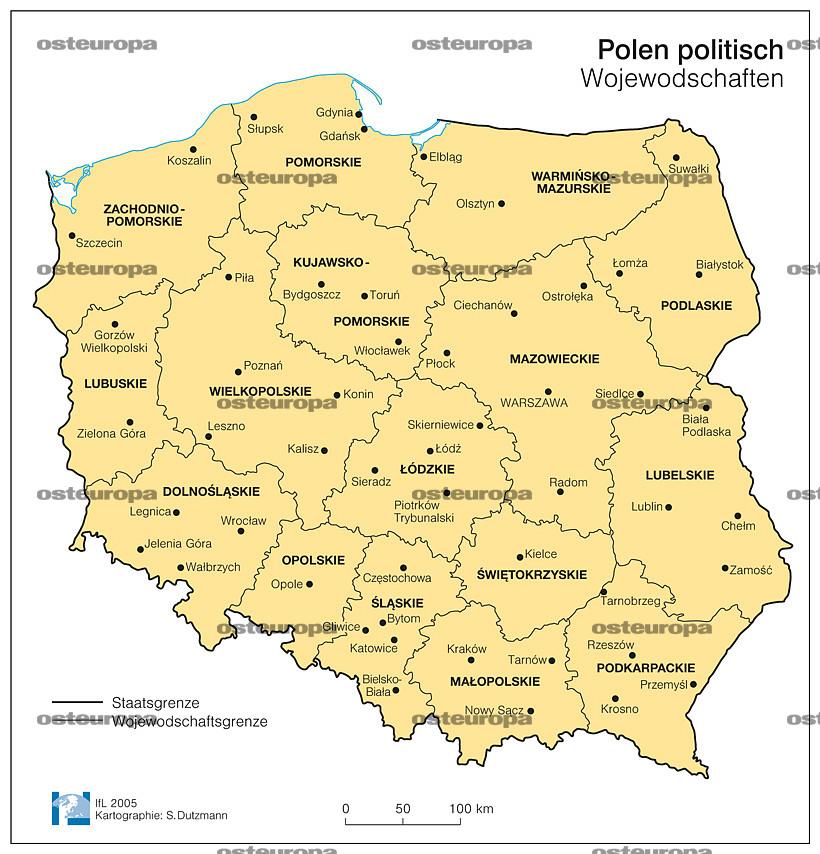 Zeitschrift Osteuropa Polen