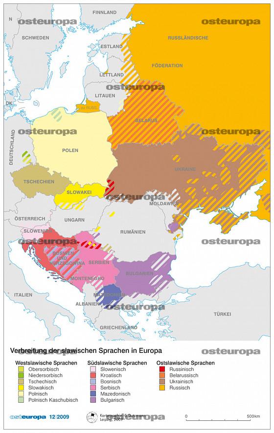 Slawische Sprachen