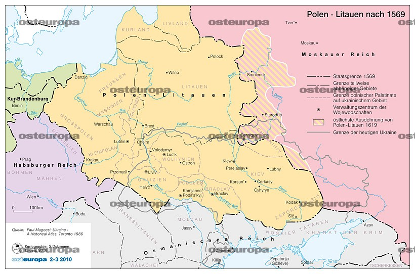 Polen Litauen