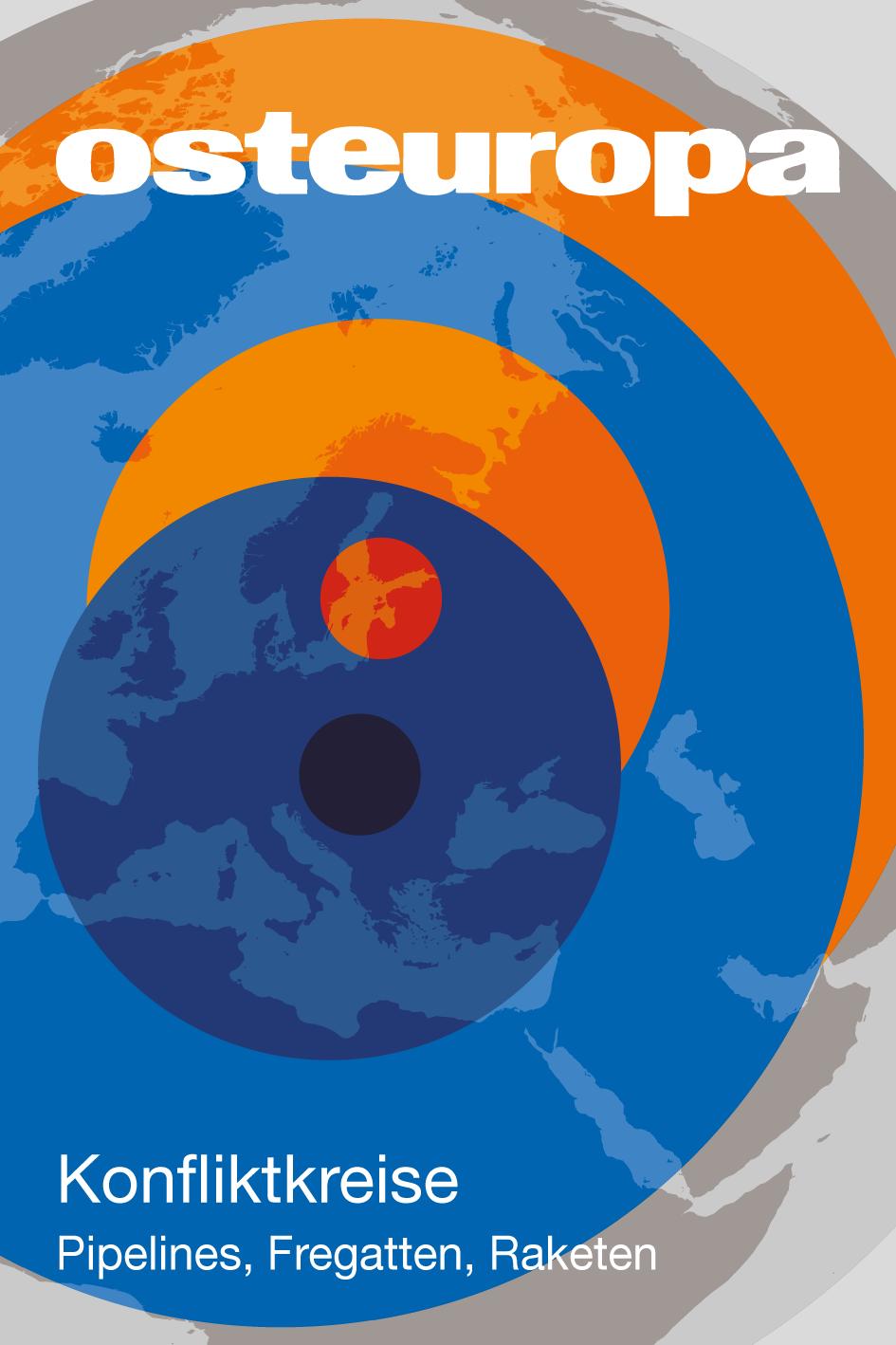 Titelbild Osteuropa 1-2/2019