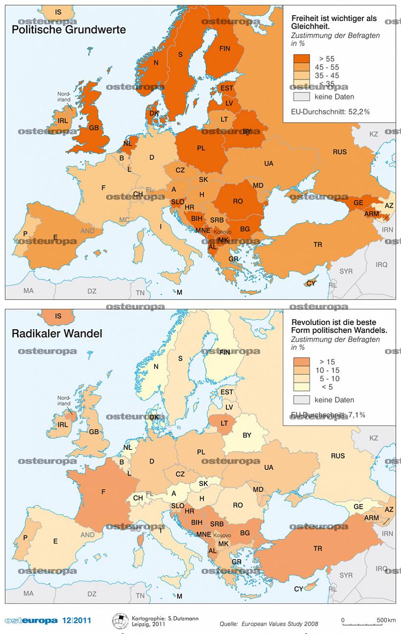 Zeitschrift Osteuropa Europa Werte Und Religion