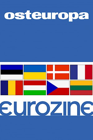 Titelbild Osteuropa Articles in various languages/2015